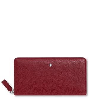 Бумажник Montblanc Meisterst?ck Soft Grain, продолговатой формы, 8сс,  116972