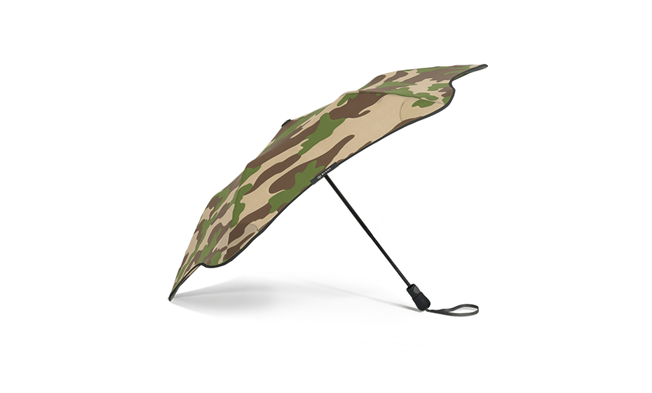Зонт Blunt пластик, метал, 100% быстросохнущий полиэстер, ск  BL-XS-CAM-B
