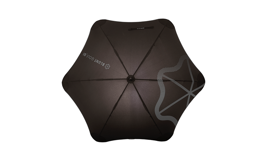 Зонт Blunt Quick Dry полиэстер, трость, диаметр- 1380 мм, дли  BL-G1-BG