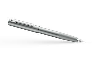Перьевая ручка Lamy LAMY aion, стальное перо, алюминий, серебристая  4031945