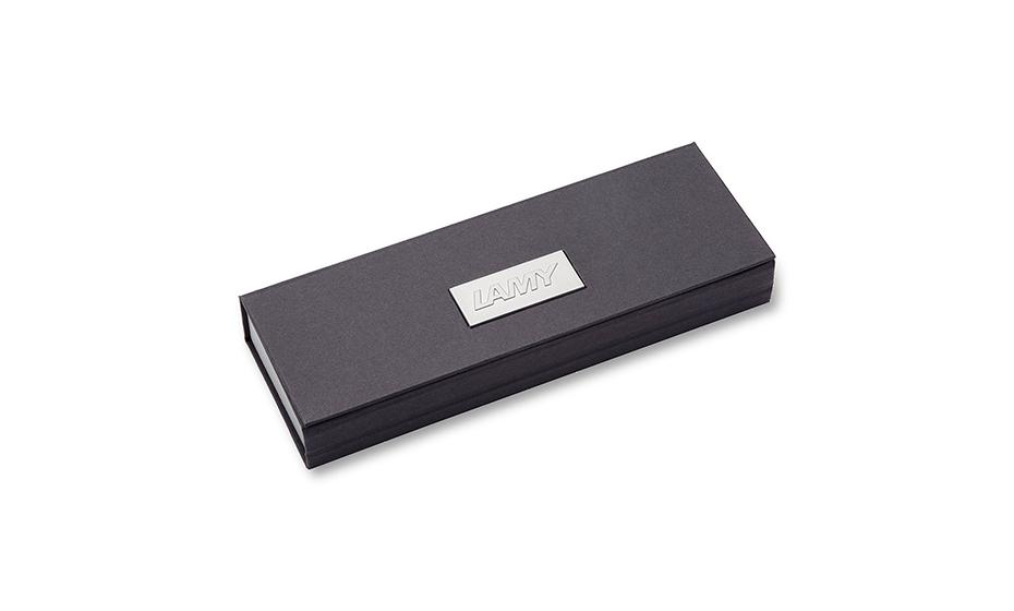 Чернильная ручка Lamy Lamy aion, алюминий, серебристая  4031954