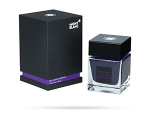 Чернила Montblanc Elixir Colorist, 50 мл, в бутылочке, фиолетовые  116543