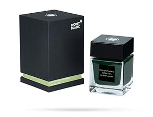 Чернила Montblanc Elixir Parfumeur, аромат ветивера, в бутылочке, 50  118217