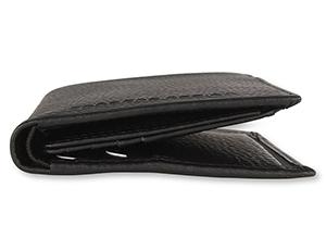 Чехол Porsche Design Porsche Design, для кредитных карт, кожа, черный  4090002423
