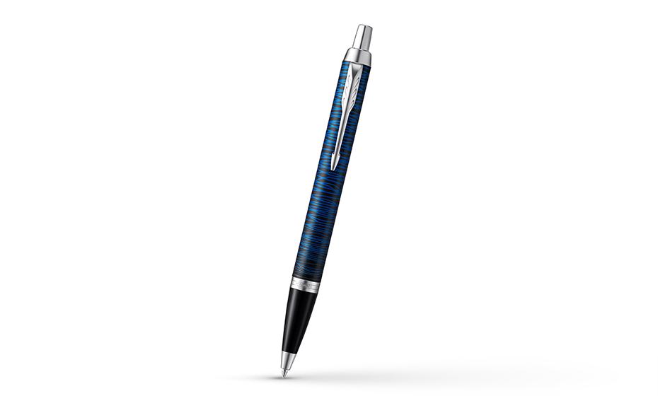 Шариковая ручка Parker Механизм кнопочного действия, пишущий узел М, корп  2073476