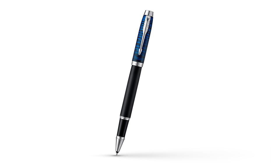 Чернильная ручка Parker механизм съемный колпачек, корпус- латунь, отделка  2073477