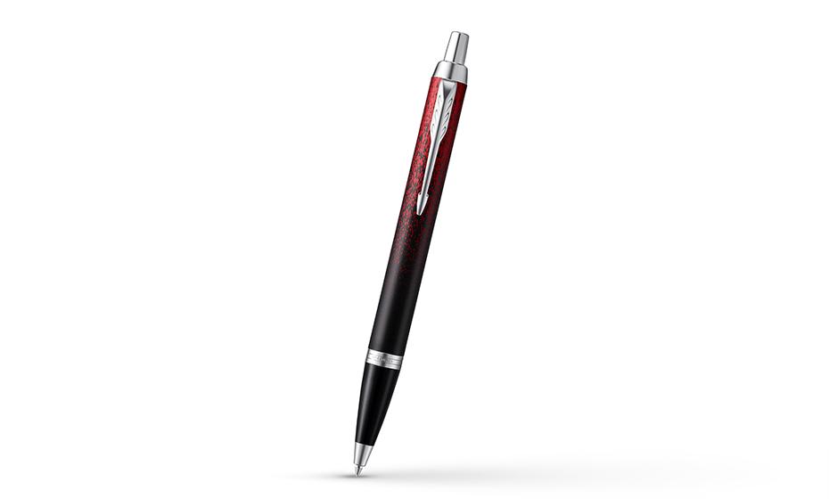 Шариковая ручка Parker механизм кнопочного действия, пишущий узел M, лату  2074031