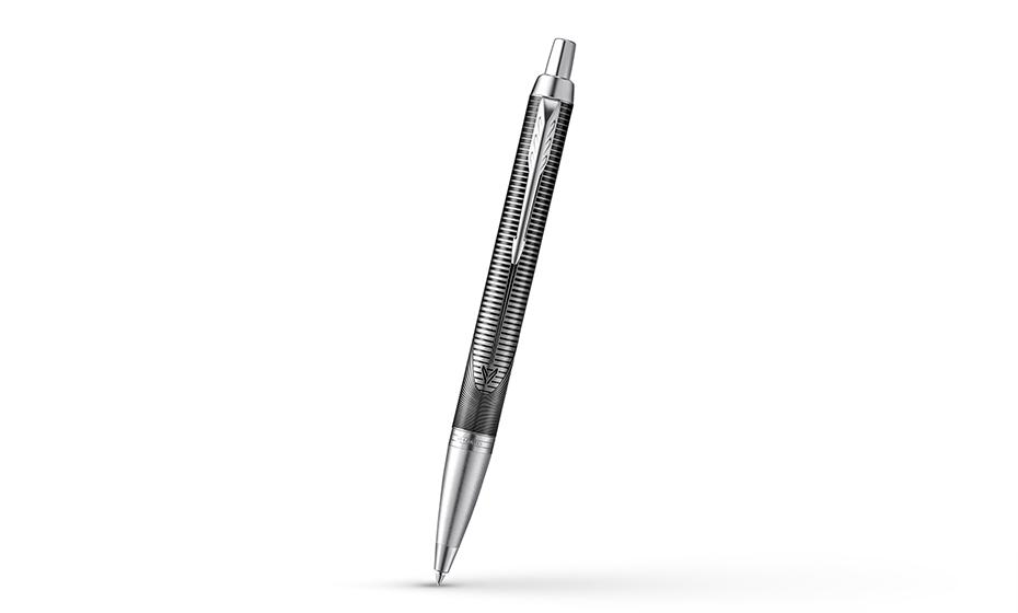 Шариковая ручка Parker легированная сталь с лаковым покрытием, отделка де  2074144
