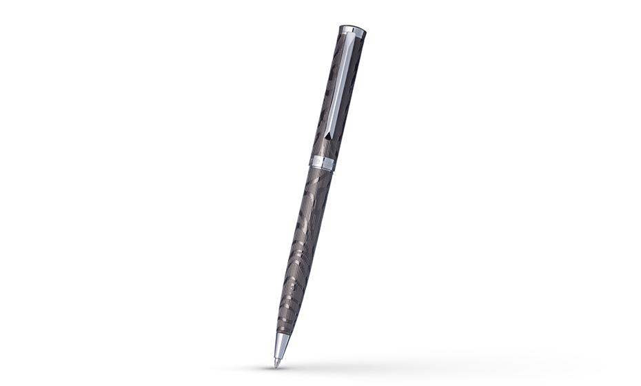 Шариковая ручка Pierre Cardin Корпус и колпачок - латунь с гравировкой, покрытие  PC1031BP