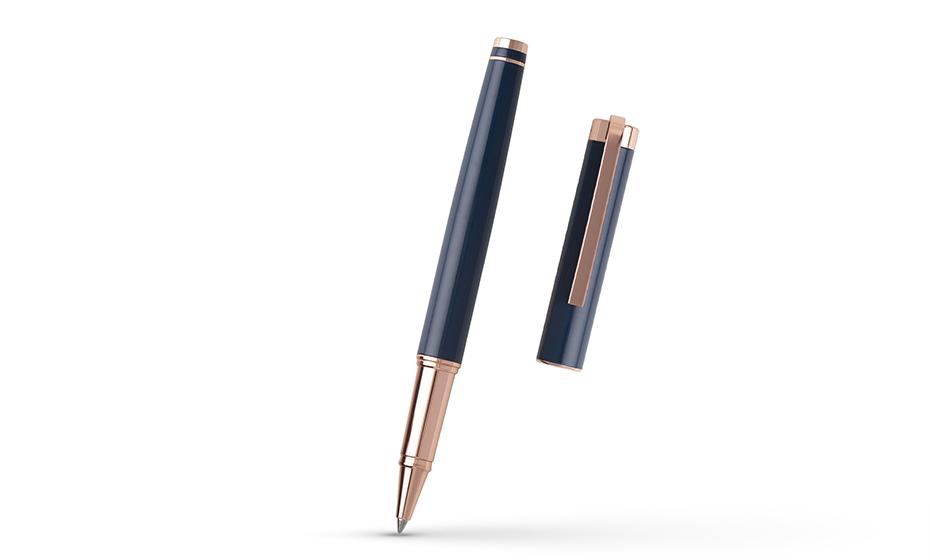 Чернильная ручка Hugo Boss Ручка-роллер Ace синяя  HST9545N