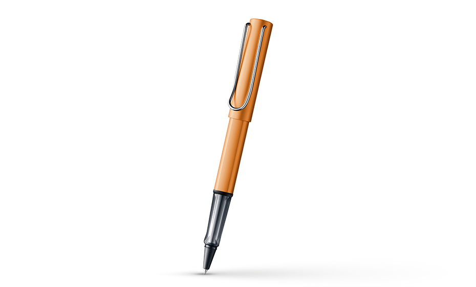 Чернильная ручка Lamy анодированный алюминий, зона захвата - полупрозрач  4033456 4033456