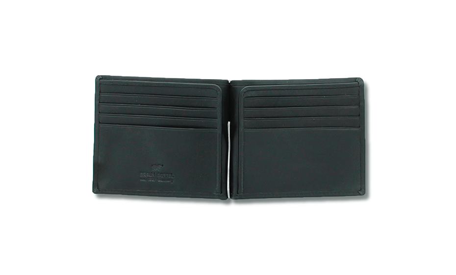 Зажим Braun Buffel Натуральная кожа, гладкая фактура,  11,5 x 9 x 1 с  14045-10