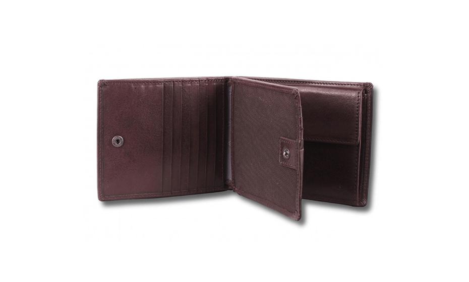 Кошелек Braun Buffel Натуральная кожа, подкладка из текстиля, карман дл  81438-20