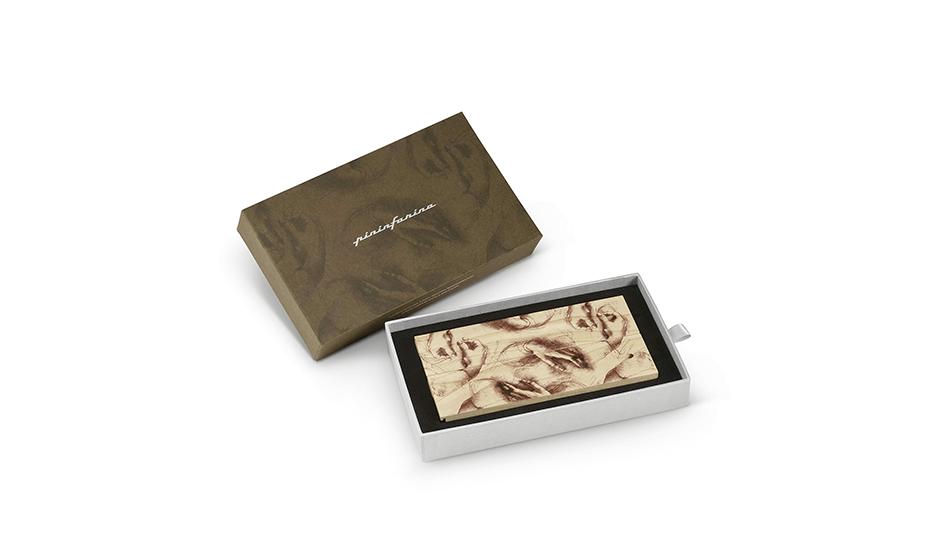 Вечная ручка Pininfarina дерево кедр, алюминий, медь, набор содержит: шарик  NPKRE01682 NPKRE01682