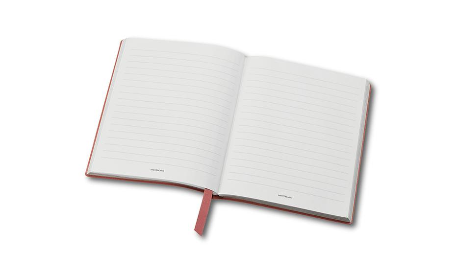 Блокнот Montblanc Натуральная кожа, линованные страницы, 15х21 см  119524