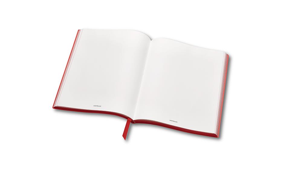Блокнот Montblanc Нелинованная бумага, 210 x 260 мм  118820