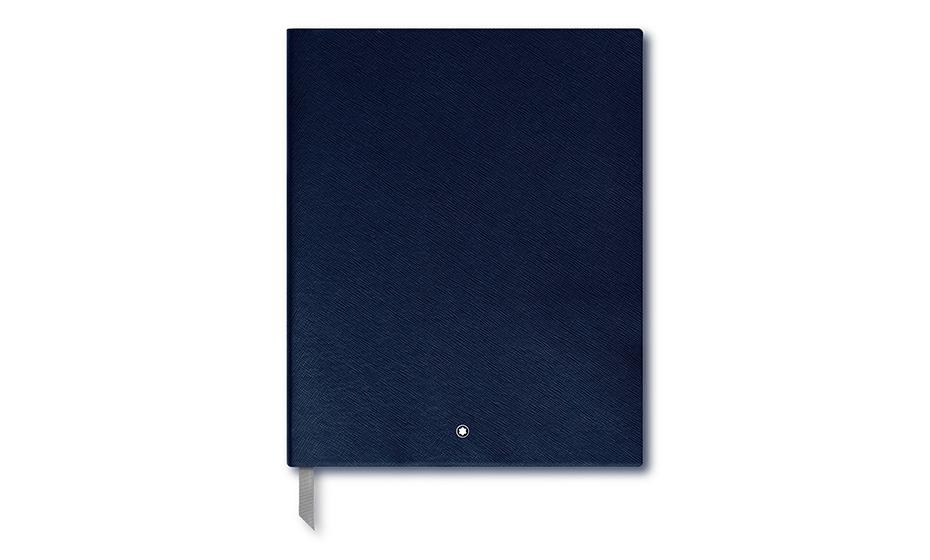 Блокнот Montblanc натуральная кожа, нелинованная бумага, 21 x 26 см  116930