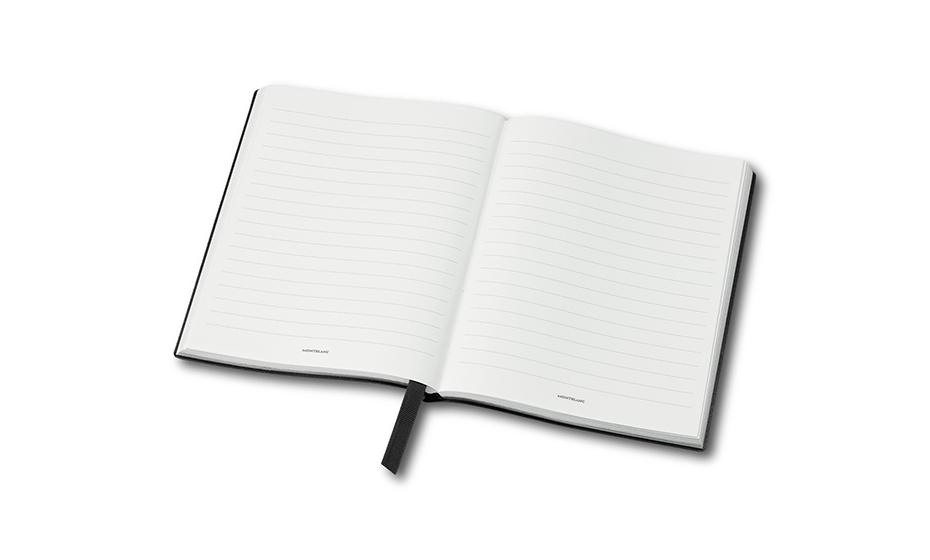 Блокнот Montblanc зернистая кожа теленка, линованные страницы,  21 х  119502 119502