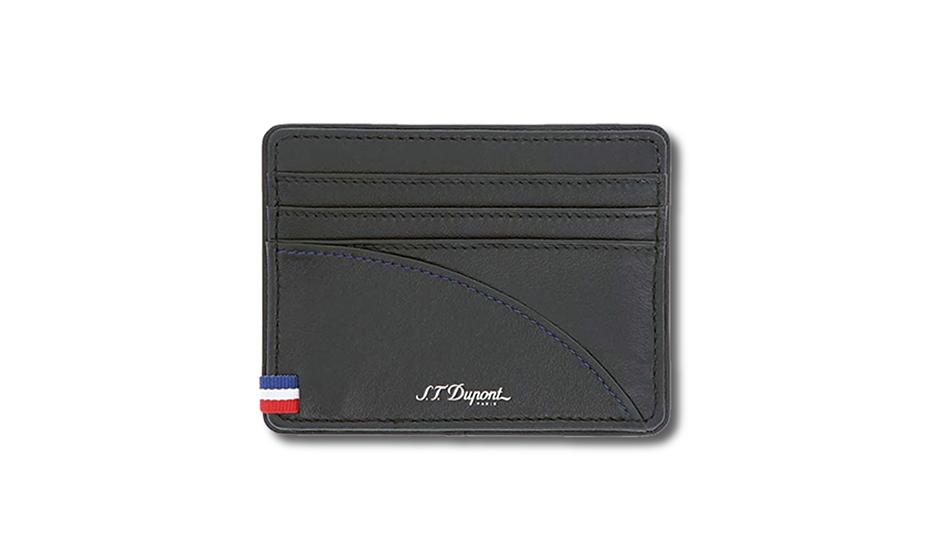 Чехол для кредитных карт S.T. Dupont D Line Elysee, кожа  172004