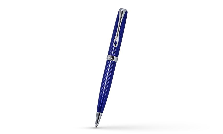 Шариковая ручка Diplomat металлический корпус, отделка - лак, механизм пово  D40215040
