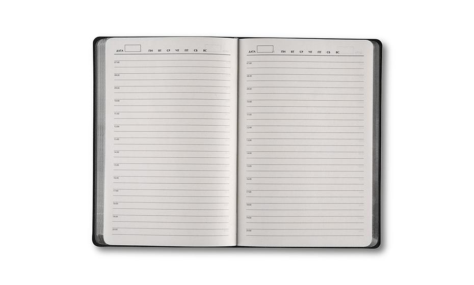 Ежедневник Gourji искусственная кожа, недатированный, формат А5, 256  XX019103884-SALU