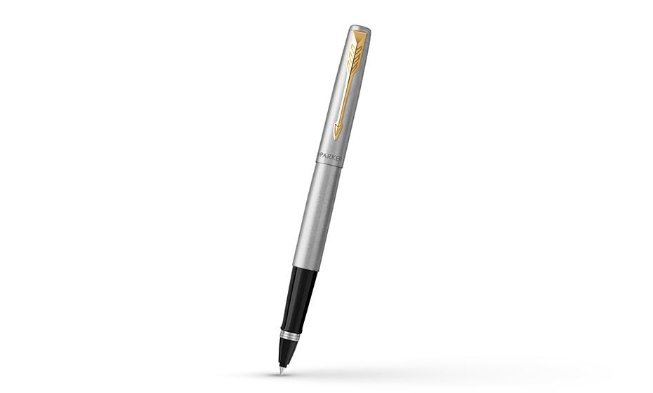 Чернильная ручка Parker нержавеющая сталь с сатиновым эффектом, отдельные  2089227 2089227