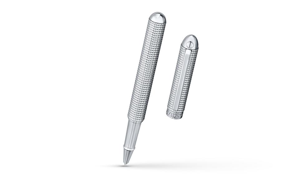 Чернильная ручка Davidoff ювелирная латунь, отделка - PVD покрытие, гильоше,  D22873