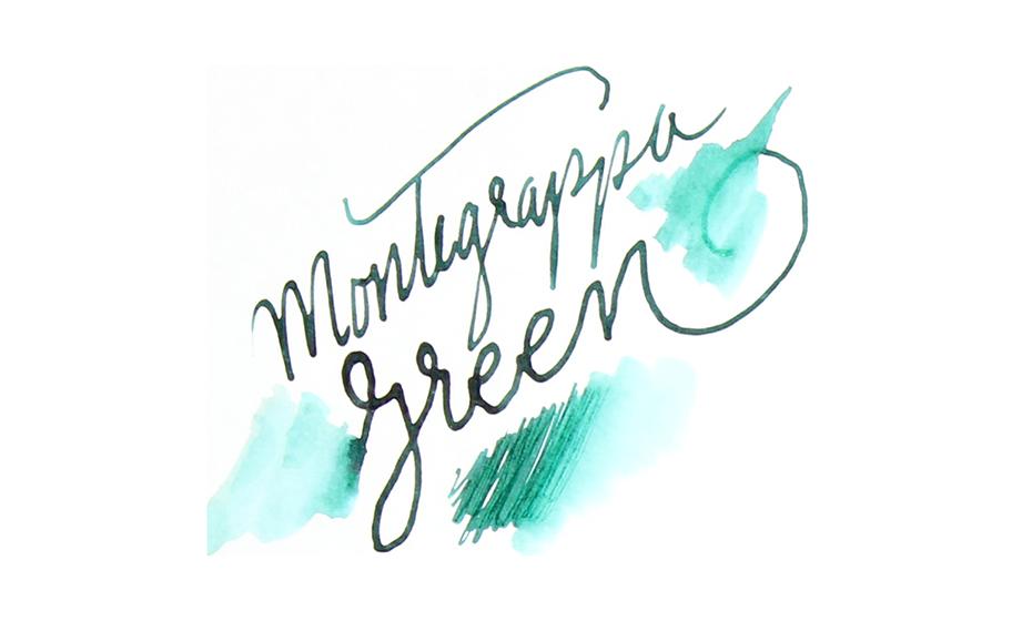 Чернила Montegrappa Montegrappa, зеленые 50 мл  IA01BZIG