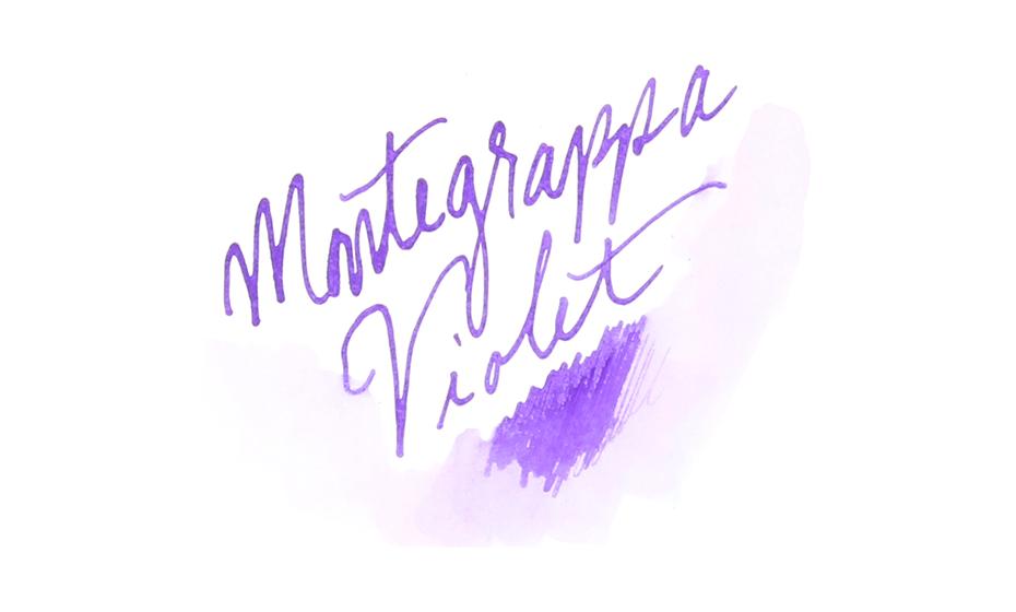 Чернила Montegrappa Montegrappa, фиолетовые 50 мл  IA01BZIL