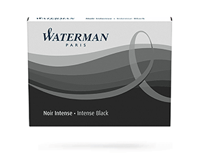 Картриджи Waterman Waterman Ink cartridge Standard Black, чернила в к  S0110850