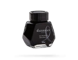 Чернила Waterman Waterman, черные  S0110710