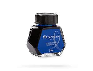 Чернила Waterman Waterman, флакон с чернилами для перьевой ручки, ц  S0110720