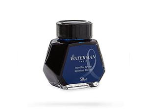 Чернила Waterman Waterman, флакон с чернилами для перьевой ручки, т  S0110790