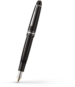 Перьевая ручка Montblanc Meisterstuck Le Grand Platinum Line  2851