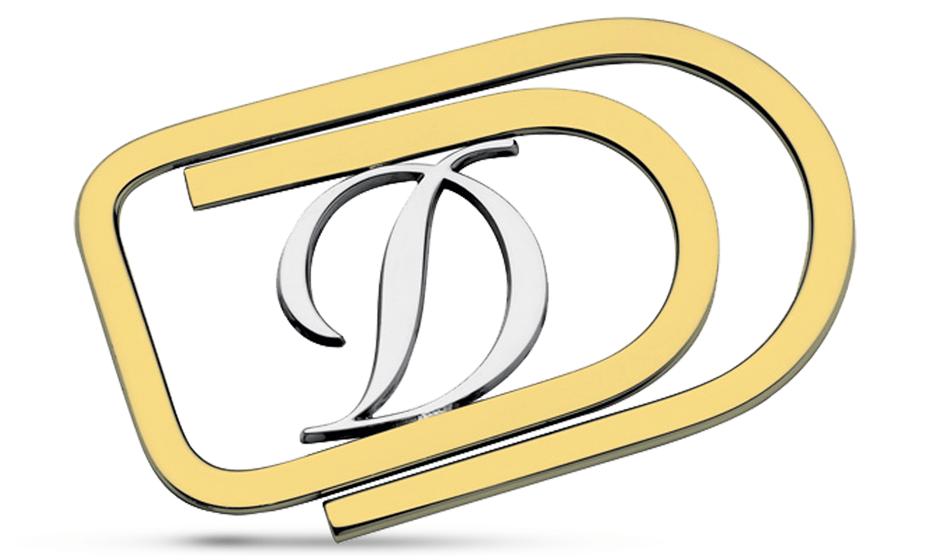 Зажим для денег S.T. Dupont S.T. Dupont, в виде буквы