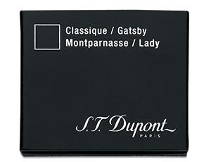 Картриджи S.T. Dupont S.T. Dupont, фиолетовый, 6шт  40115