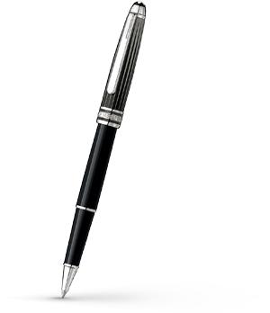 Чернильная ручка Montblanc Meisterstuck Солитер Дуэ  101405