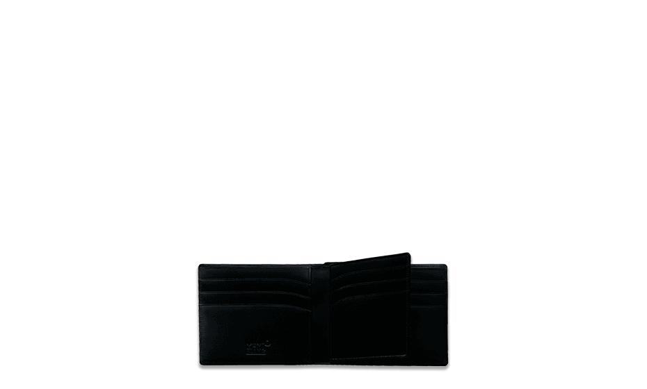 Портмоне Montblanc черное 12к  103384
