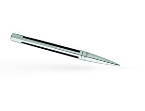 Шариковая ручка S.T. Dupont Defi черная  405674