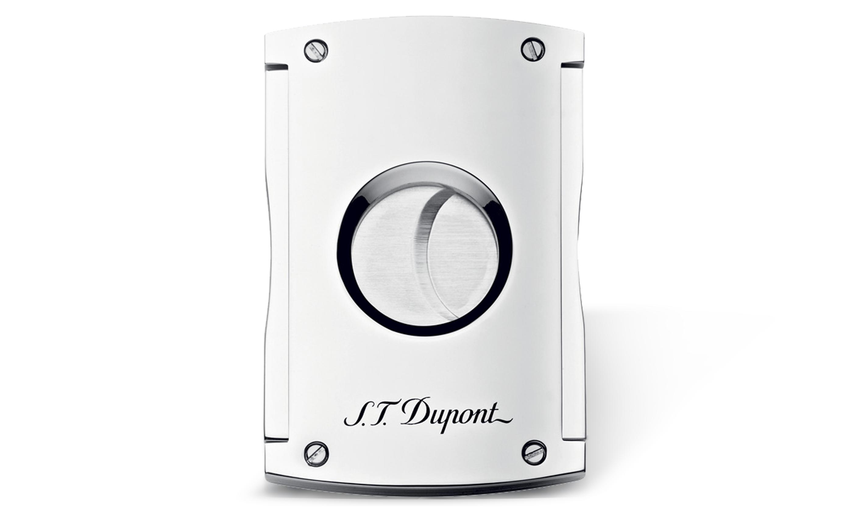 Каттер S.T. Dupont Maxijet, хром, лак  3266