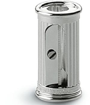 Точилка Graf von Faber-Castell маленькая, отделка платина  188513
