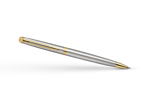 Шариковая ручка Waterman Hemisphere Stainless Steel GT, нержавеющая сталь,  S0920370
