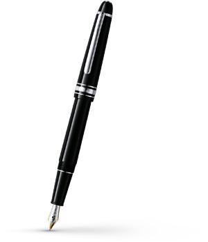 Перьевая ручка Montblanc Meisterstuck  106521
