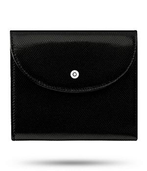 Бумажник Montblanc Boh черный/жемчужный  106784