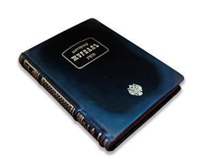 Ежедневник Старая Грамота недатированный в стиле 19-го века  6