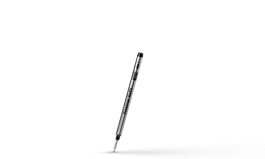 Стержень Montblanc Montblanc, файнлайнер, черный, 2 шт  105170