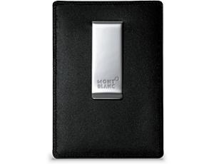Чехол Montblanc для крединтых карт с держателем для купюр  107346