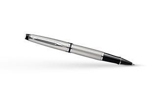 Чернильная ручка Waterman Expert 3 Stainless Steel СT, нержавеющая сталь, хр  S0952080