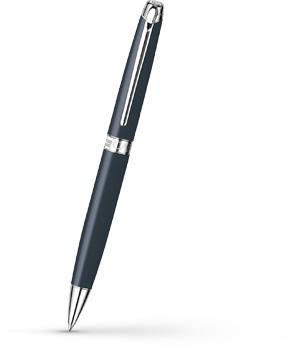 Шариковая ручка Caran d'Ache Leman Graphite, матовый лак графитового цвета, род  4789-007