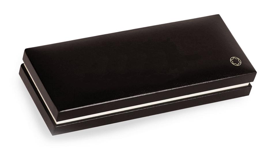 Чернильная ручка Montblanc Starwalker смола/позолота  105652